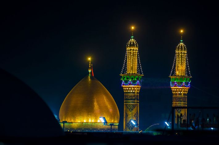 The al-Abbas's (p) Holy Shrine: We drew up a plan for the Ziyarat of mid- Sha'ban commensurate with the health directives.