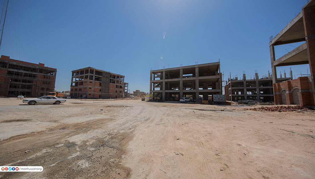 Educational complex for orphans — first of its kind in Iraq