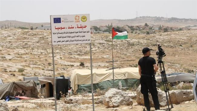 US warns Israel over destroying Palestinian village